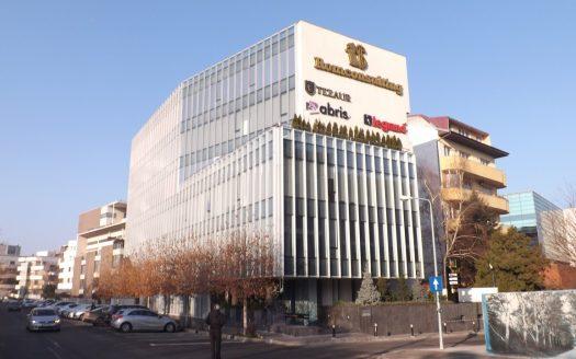 Ghetarilor Office Building Herastrau (2)